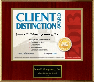 Client Distinction Award